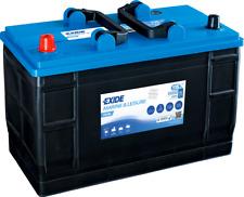 Deep Cycle 12V 115AH (110AH) ER550 EXIDE Leisure Marine Original Genuine Battery
