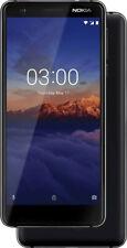 Nokia 3.1 Single Sim Schwarz, TOP Zustand