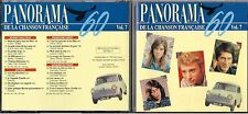 CD PANORAMA CHANSON 60 18T HARDY/JOHNNY HALLYDAY/ANTOINE/JACQUES DUTRONC