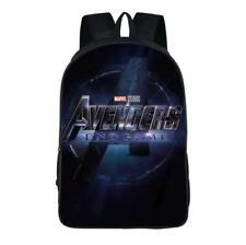 Marvel Studios Avengers Endgame Backpack Students Schoolbag Rucksack Laptop Bag