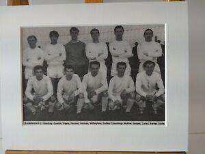 Amateur football team print DAGENHAM  F.C.