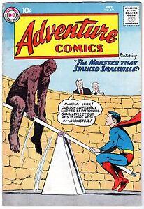 Adventure Comics #274 with Superboy, Aquaman & Congorilla - Fine Condition