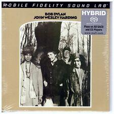 Bob Dylan , John Wesley Harding_Ultradisc UHR™ Hybrid Stereo SACD - UDSACD 2125