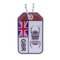 Geocaching Travel Bug® Origins -  United Kingdom  EnglandTravelbug