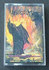 Metal Death Black Gothic Demo Cassette K7 Tape MORCROF Scientia Ab Mortuus