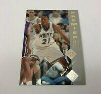 Kevin Garnett RC Timberwolves 1995-96 SP Premiere Prospects Rookie Card #159