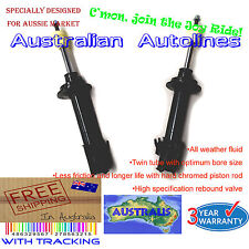 1 pair struts Holden Apollo JM JP front Shock Absorbers 93-96 with rotate spring