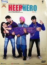 Heer & Hero - Minisha Lamba, Ghuggi, Aryan Babbar - 2013 Punjabi Movie DVD