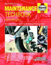 Haynes Moto Maintenance Techbook Manuel Honda Suzuki Yamaha etc 4071 NEUF