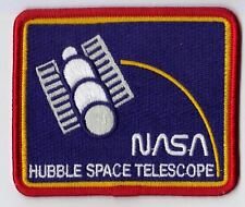 NASA JPL HUBBLE SPACE TELESCOPE - AB Emblem ORIGINAL SPACE PATCH - Made in USA