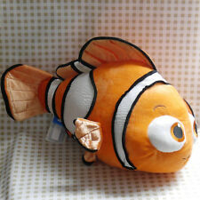 "IN HAND cartoon Finding Fory Nemo 16"" LARGE  NEMO Stuffed doll Plush"