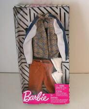 Barbie Ken FASHION PACK FXJ38 Jacket Shorts & White Tennis Shoes