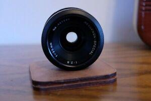 Revuenon Special 35mm f 2.8 M42 Objektiv 35mm F/2.8 35/2.8 f=2.8