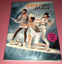 S.H.E. 女朋友 : PLAY CD + DVD ( 2007 )