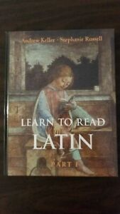 Learn to Read Latin, Part 1, Russell, Stephanie, Keller, Andrew, Like New