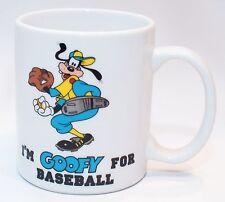 Disney Goofy Cup / Mug I'm Goofy for Baseball