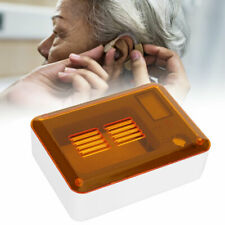 Electronic Hearing Aid Dryer LED Sanitizer Dehumidifier  disinfection