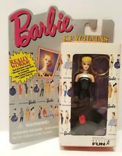 Barbie Doll Keychain New in Box Blonde Solo in the Spotlight Basic Fun