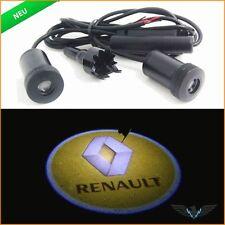 Tür Beleuchtung Renault Megane Clio Laguna Twingo Captur Licht Logo Projektor