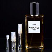Chanel Les Exclusifs MISIA Eau De Parfum - SAMPLE 1ml 2ml 5ml Perfume