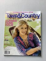 Town & Country Magazine June 2004 - Kristen Buckingham