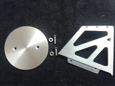 CNC ALUMINIUM PULLEY COVER 29T AND CASING BUELL S1 LIGHTNING ( EUROPEAN MODEL )