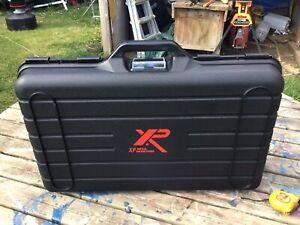 NEW XP Deus Transport Case (Metal Detecting) - hard travel case