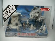 STAR WARS 2007 Battle of Hoth 30th Anniversary Ultimate Battle Pack TARGET EXCL