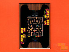 "Ms Pac Man cocktail table  2x3"" fridge/locker magnet Bally Midway"