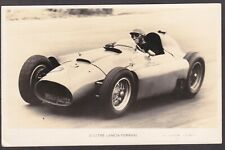1956 British Grand Prix Peter Collins Ferrari Postcard Racing Card Series