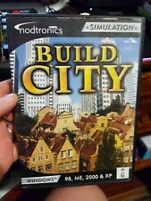 Build City - PC GAME - FREE POST *