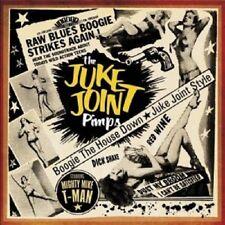 The JUKE Joint Pimps-Boogie the house down CD alternative rock Merce Nuova