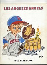1962 Los Angeles Angels Yearbook  excellent-near mint(First Yearbook) (see scan)