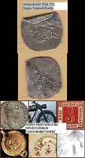 Vierschlagpfennig ca. 0,43 g (Tab. 34) stampsdealer