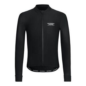 Pas Normal Studios Jersey - Large - Black [L] Rapha - Men's Cycling Top/Jacket
