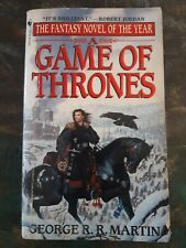 Game of Thrones (A Song of Ice and Fire #1) George R.R. Martin 1st Edition/Print