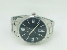 Hugo Boss Ambassador Black Dial Men's Watch 1513025 (203E)