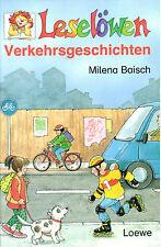 """Leselöwen """"Verkehrsgeschichten"""" von Milena Baisch aus dem Loewe-Verlag, neu"""