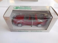 Doorkey Toyota Supra in Red on 1:43 in Box