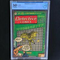 "DETECTIVE COMICS #209 (DC 1954) 💥 CBCS 3.0 💥 ""The Man Who Shadowed Batman!"""