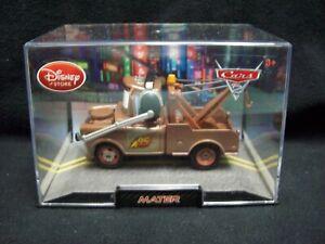 Disney Pixar Cars 2 Disney Store Exclusive Mater Tow Truck Diecast Car.