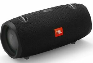 JBL Xtreme 2 Portable Rechargeable Wireless Bluetooth Speaker - Black