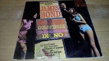 """Música de misterio, Mayhem & asesinato - 12"""" Vinilo Lp álbum de James Bond"""
