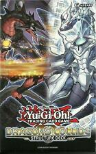 YuGiOh Dragon's Collide 1st Edition Structure Deck Factory Sealed