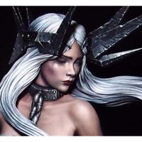 "1/10 ""Captive"" Bust Resin Figure Model Kit Unpainted"