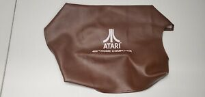 Atari 400 Home Computer Protective Dust Cover Vinyl Brown
