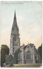 Hampshire; St Thomas Church, Winchester PPC, Local 1905 PMK To Mrs Lee, Boscombe