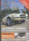 RETROVISEUR n°193 09/2004 CHEVROLET CAMARO 67-81 BMW 3.0 JAGUAR XJS 4.2 JENSEN