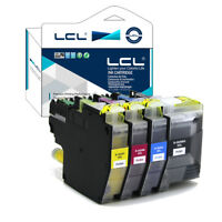 4x LC3029 XXL LC3029BK LC3029C Pigment Ink Cartridge for Brother MFC-J5830DW