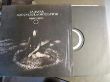 "KADAVAR/Aqua Nébuleuse OSCILLATOR ""White Ring"" - 2 LP phasedepleinecapacitéopérationnelle-Split LP"
